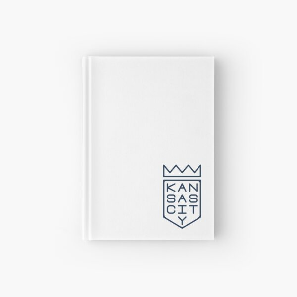 Shield and Crown (blue Hardcover Journal