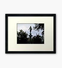 Gothenburg Landmark Framed Print