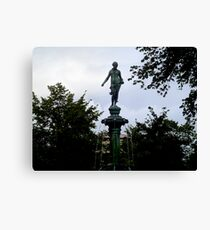 Gothenburg Landmark Canvas Print