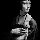 Lady with an Ermine by kislev