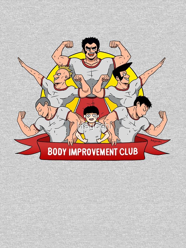 Body Improvement Club! by Hayochi