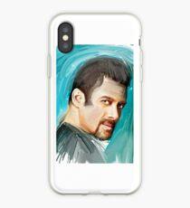 Salman Khan portrait iPhone Case