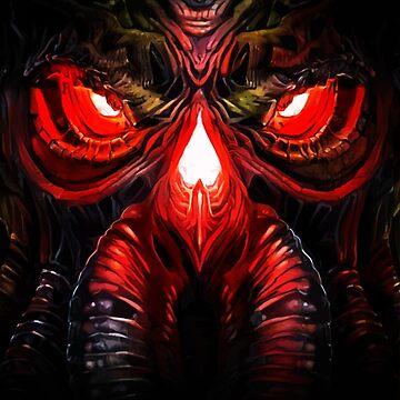 The Great Monster by hustlart