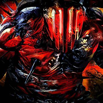 God of Monster by hustlart