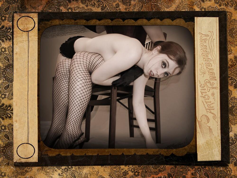 Bad Girl by Craig  Evensen