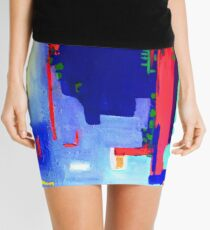 Aqua Island Mini Skirt