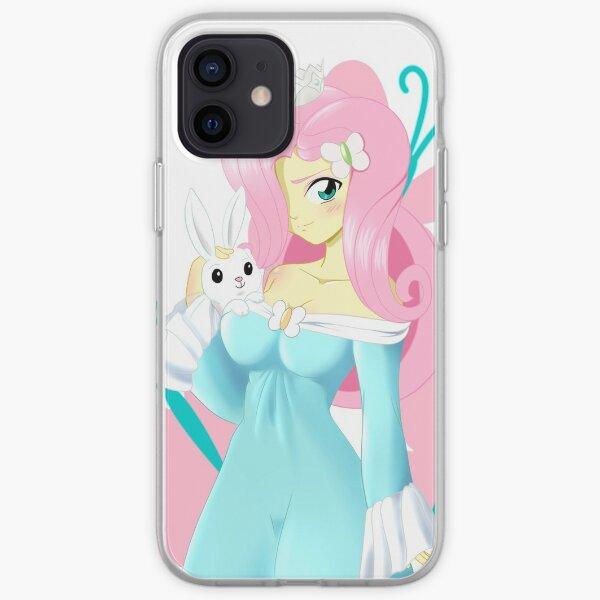 Flutter-lina Fanart iPhone Soft Case