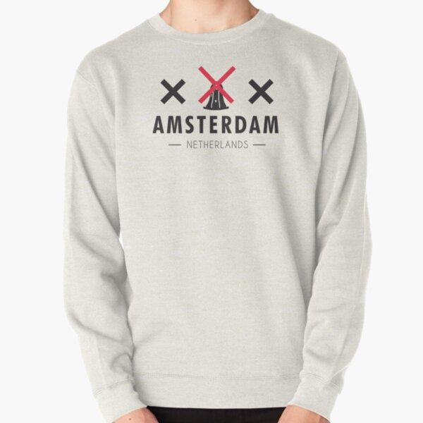 Amsterdam Windmill XXX Pullover Sweatshirt
