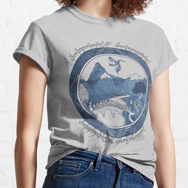 sylvan lotr T-shirt classique