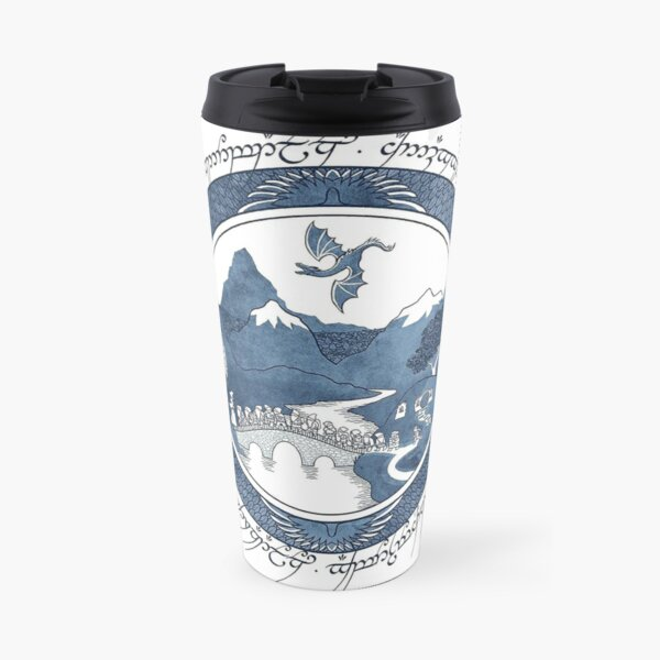 sylvan lotr Travel Mug