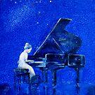 Little Pianist by Midori Furze