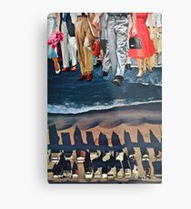 They Came from the Sea Metal Print