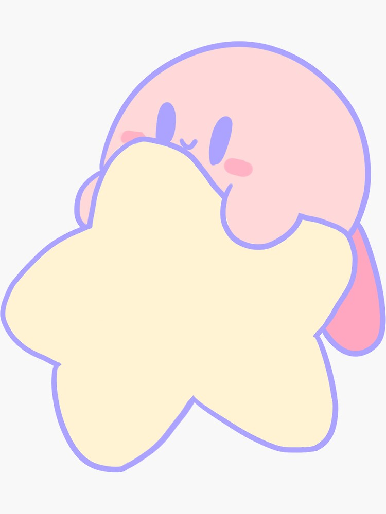 KIRBY - (from the kirby games!) by rosediore