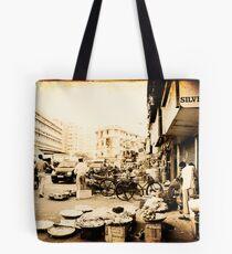 BUSTLING BOMBAY Tote Bag