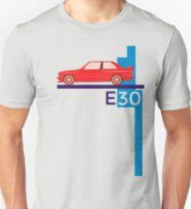 E30 dreaming Unisex T-Shirt