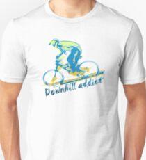 Downhill Addict Unisex T-Shirt