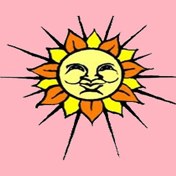 the sun cute by Ravens-Style