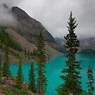 Moraine Lake by EvaMcDermott