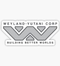 Weyland Sticker