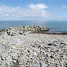Sea View from Aberaeron, Wales by trish725
