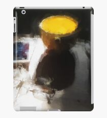 familiar things iPad Case/Skin