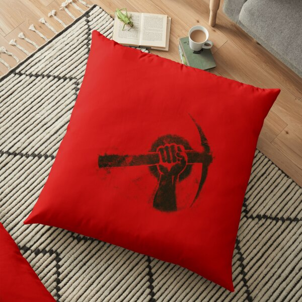 Red Faction - Logo Floor Pillow