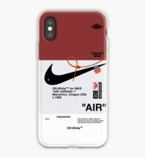 on air iPhone Case