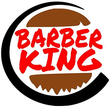 BARBER KING by lebarbu