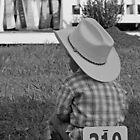 Dreaming of His Cowboy Ribbon by Lisawv
