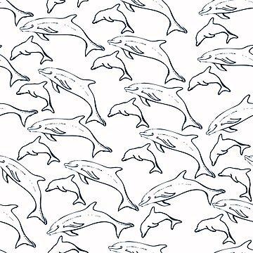 Dolphins by alijun