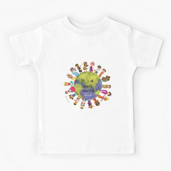 It's a Small World Kids T-Shirt
