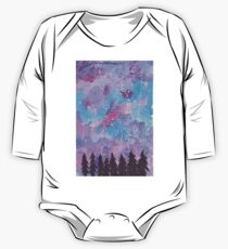 Galaxy Forest One Piece - Long Sleeve