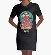 Octo Sushi Bar T-Shirt Kleid