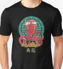 Octo Sushi Bar Unisex T-Shirt