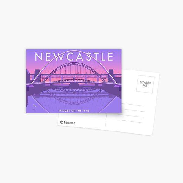 Newcastle Postcard