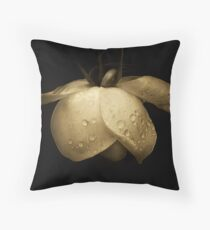 Midas touch . . . Throw Pillow