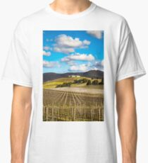 Winery in winter Classic T-Shirt