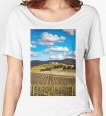 Winery in winter Relaxed Fit T-Shirt