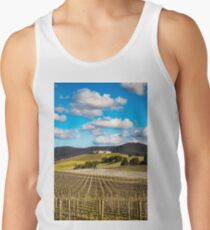 Winery in winter Tank Top