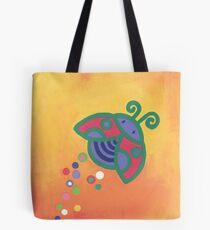 Flying Ladybird Tote Bag