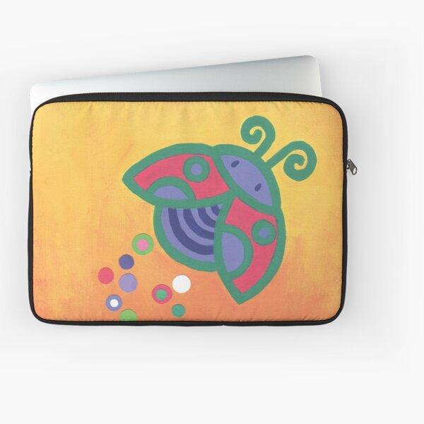 Flying Ladybird Laptop Sleeve