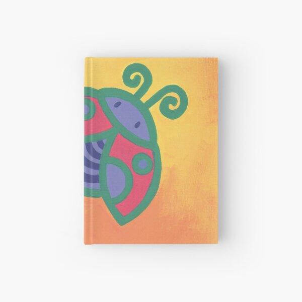 Flying Ladybird Hardcover Journal