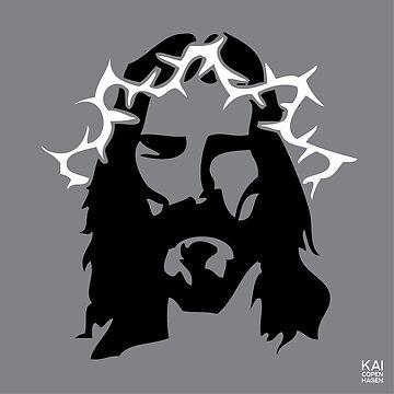 JESUS_grey by KAI Copenhagen by KAI-Copenhagen