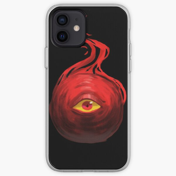 Red Eye Orb iPhone Soft Case
