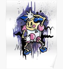 Mr Mime Poster