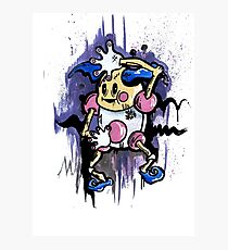 Mr Mime Photographic Print
