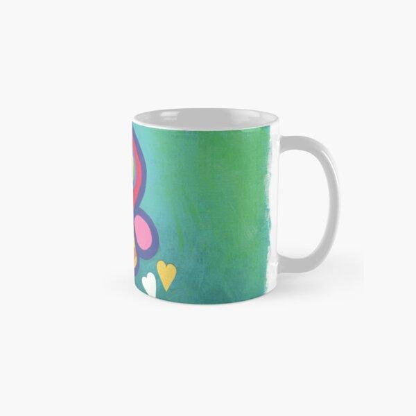 Flying Butterfly Classic Mug