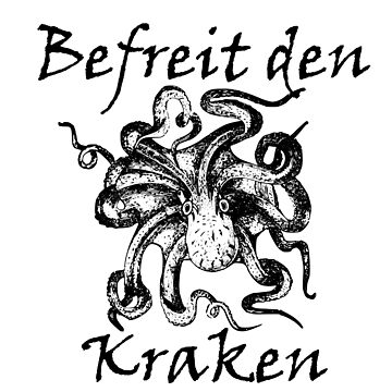 Free the Kraken by DeMaggus