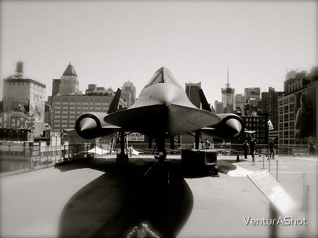 Stealth Bomber by VenturAShot