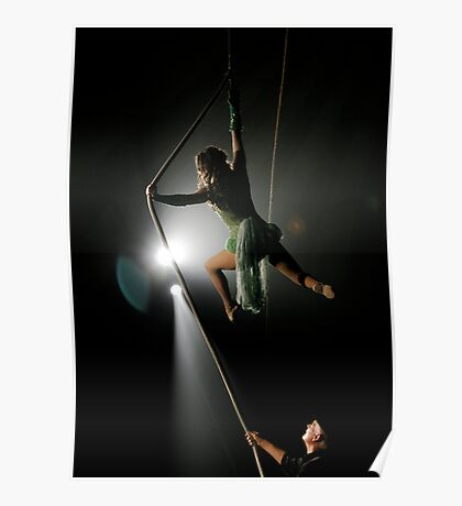 The Acrobat Poster